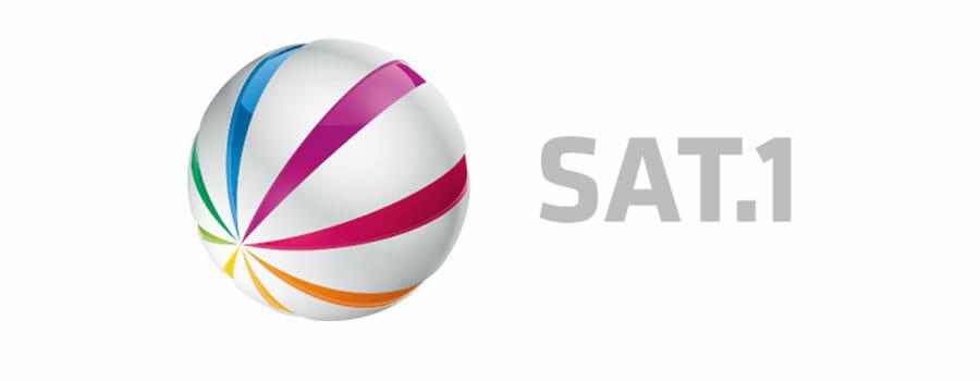 buntes SAT1 Logo